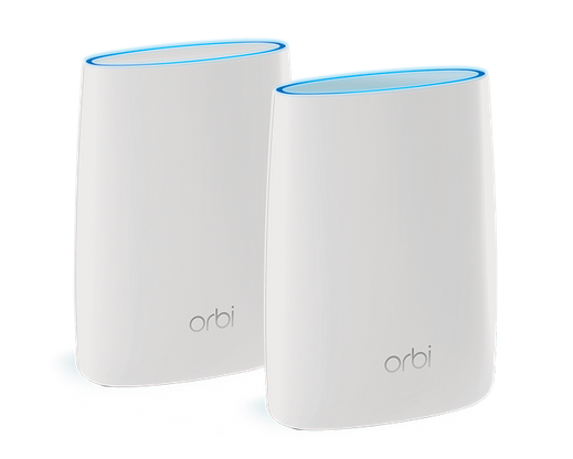 Sistema domestico integrale Orbi AC2200 Tri-Band Wi-Fi (RBK40)