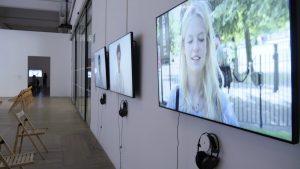 Marina Abramovic Moderna Museet 1