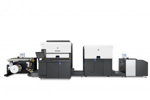 HP Indigo 6900 Digital Press Image