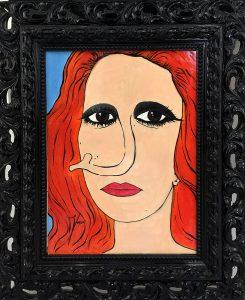 Vincitore per la sezione Pop Art_Rubens Fogacci