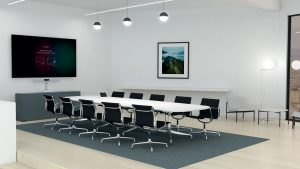 Monitor Ultra HD 4K LG e sistemi per videoconferenza Cisco Spark Room_1