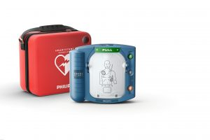 Philips%u2019 HeartStart HS1 AED