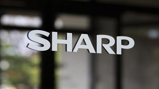 Sharp_stampante