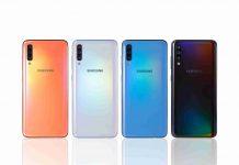 Samsung GalaxyA70