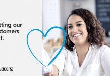 Kyocera New Brand Identity