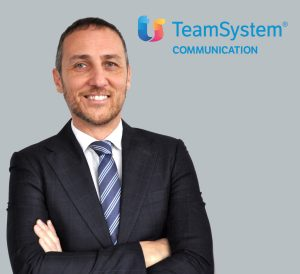 Zeffirino Perini, CEO di TeamSystem Communication