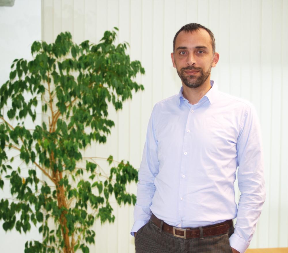 Federico Rossi, CSO, NetResults