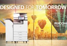 Ricoh_Designed For Tomorrow