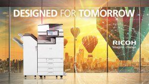 Ricoh_Designed For Tomorrow