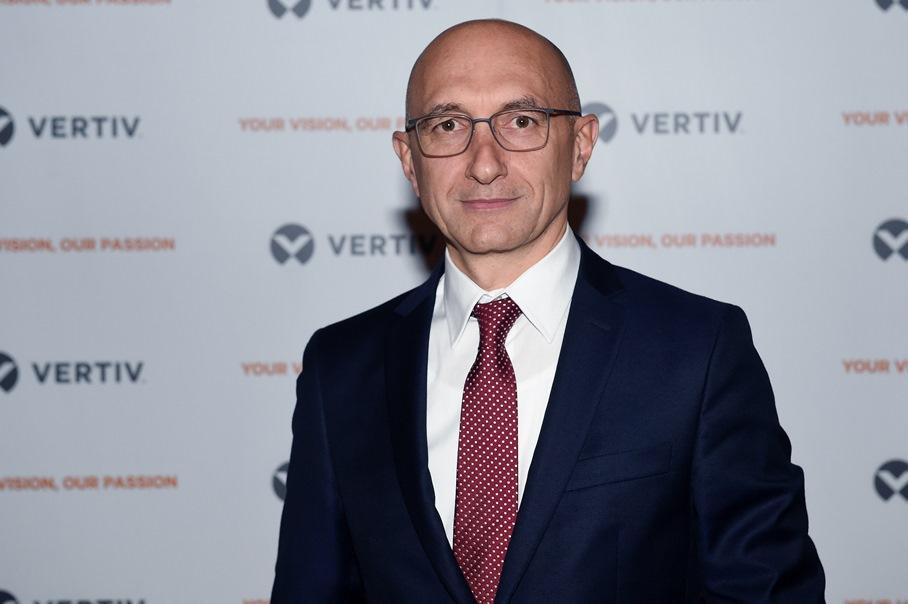 Stefano Mozzato, Vertiv