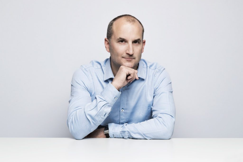 Matthieu Bonenfant, Chief Marketing Officer di Stormshield