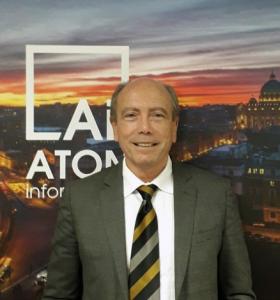 Maurizio Mandolini, Aton Informatica