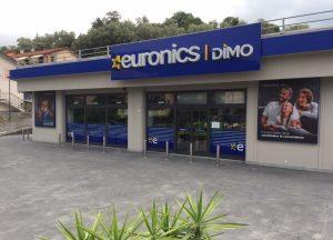 Apre il 33mo punto vendita Euronics DIMO