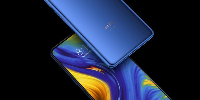 Xiaomi annucia la disponibilità di Mi MIX 3 5G