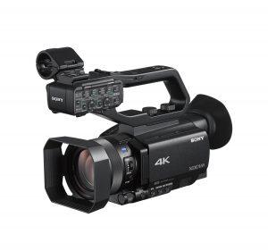 Simple Live Streaming: nuove funzionalità per i camcorder Sony