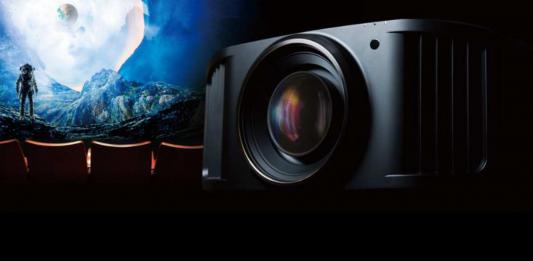 JVC videoproiettore