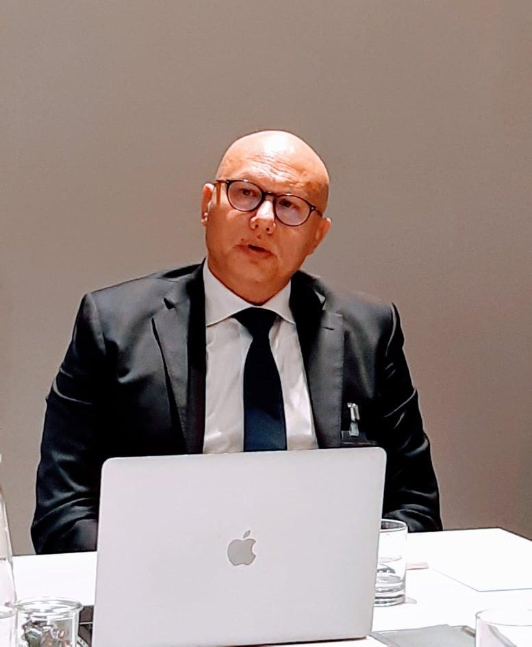 Vincenzo Costantino, Commvault