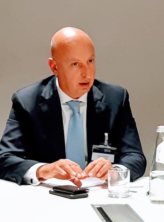 Vittorio Bitteleri, Commvault