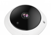 D-Link Vigilance 5-Megapixel Panoramic Fisheye Camera (DCS-4625)
