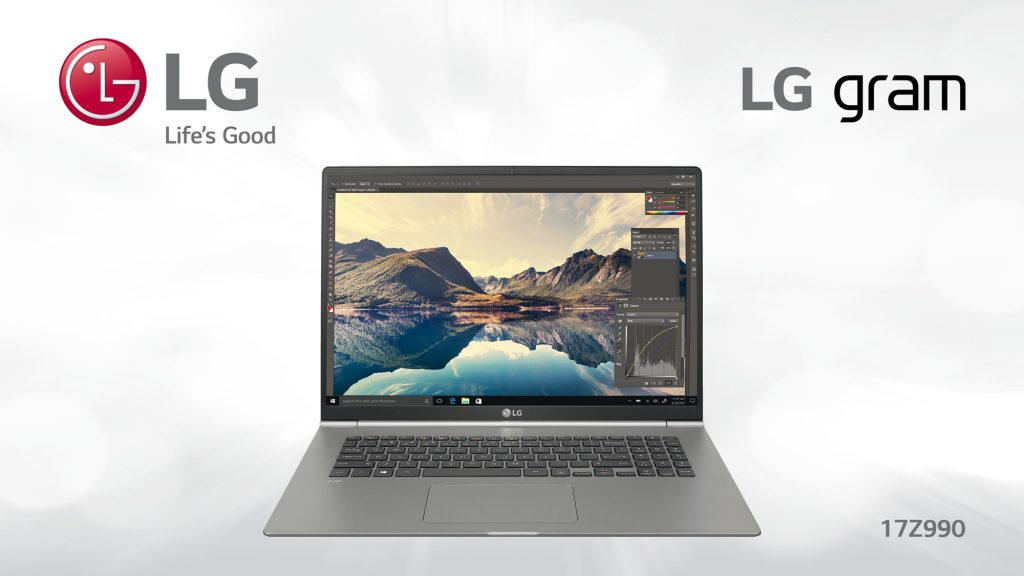 LG Notebook gram