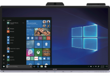 Sharp_Windows Collaboration Display