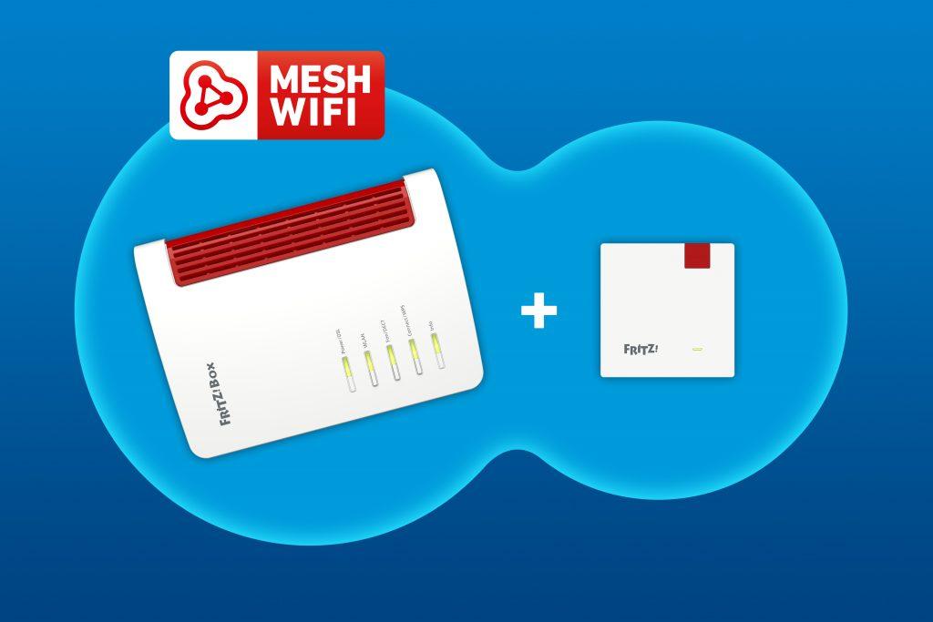 AVM Mesh Set 7530 + 1200