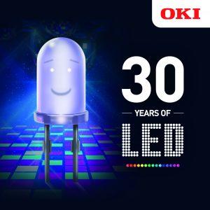 OKI_30 anni_LED