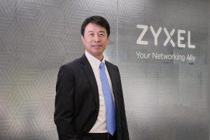 Brian Tien, Zyxel