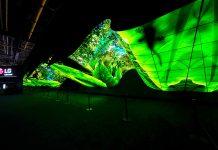 CES 2020_LG-OLED Wave