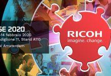 Ricoh a ISE 2020