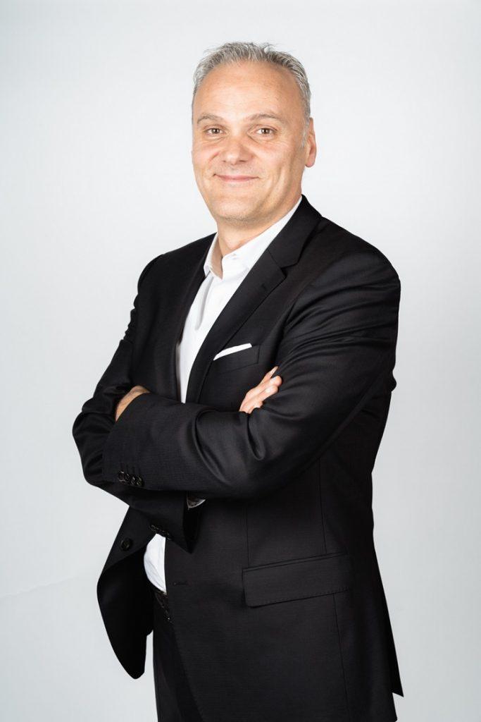 Stefano Rossini, Distribution Manager Italia ESET