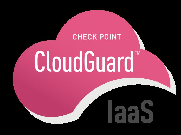 CloudGuard_IaaS_Arrow_cjheck_point