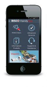 iPhone + RISCO Handy_IT_highres