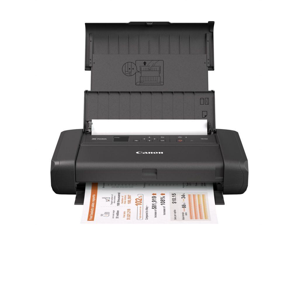 Canon_PIXMA-TR150 - Paper Tray FRA 01