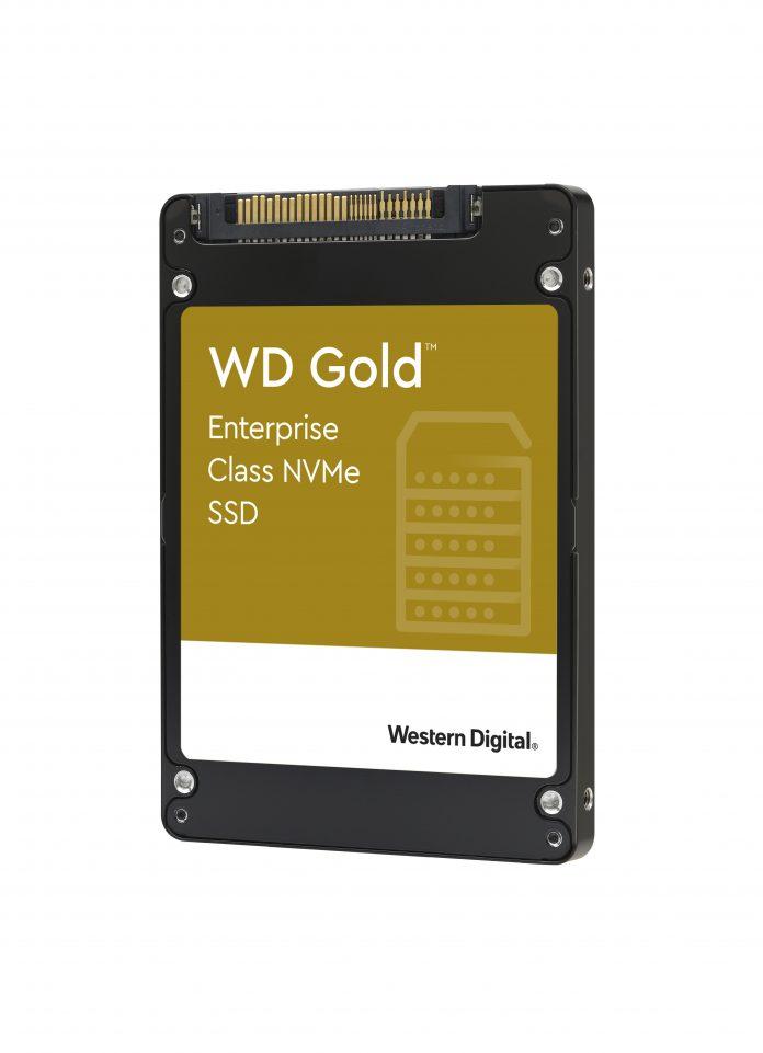 Western Digital_Gold_NVMe_SSD