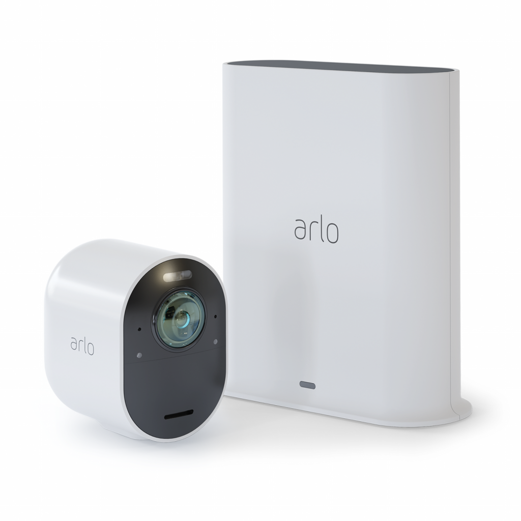 Arlo Ultra Camera e SmartHub