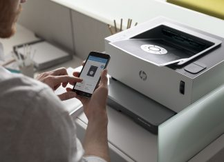 HP Neverstop and HP Smart App for mobile, connected printing