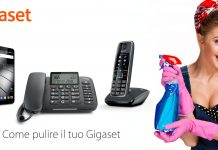 Pulizia_gigaset