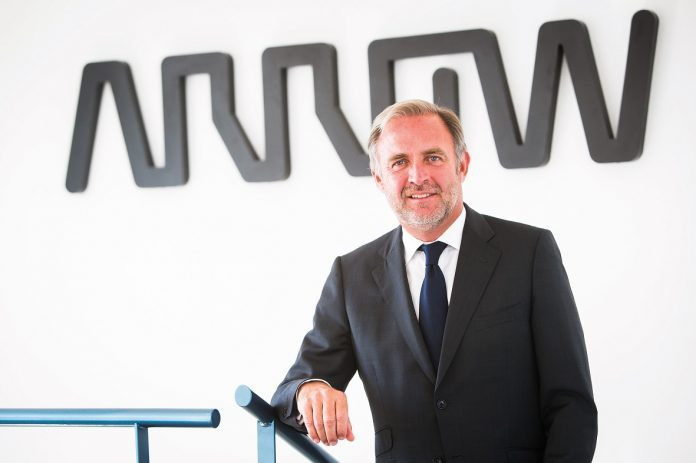 Alexis-Brabant, VP Sales Arrow Enterprise Computing Solutions EMEA
