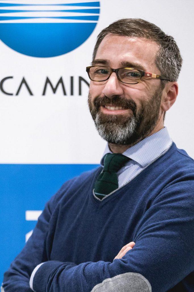 Luca Dongiovanni, Konica Minolta