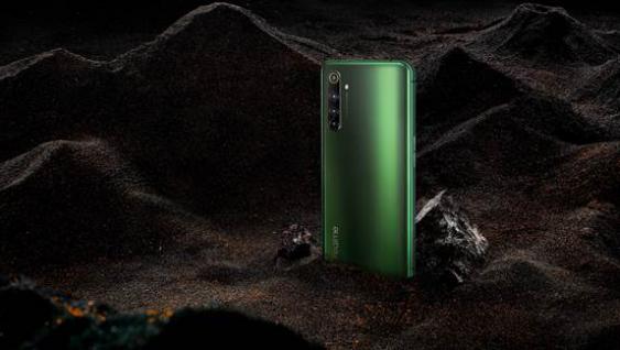 realme X50_ verde