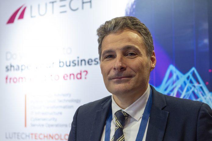 Gianluigi Citterio, Gruppo Lutech