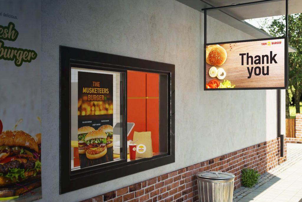 LG_Digital signage_ristorazione