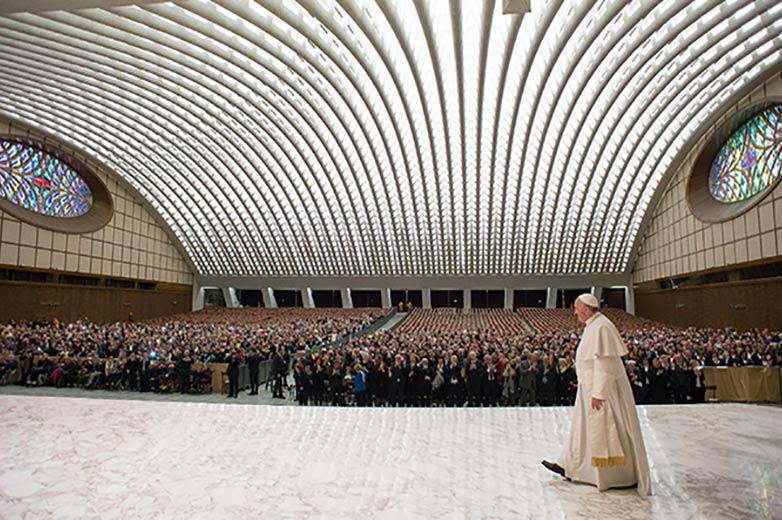 L'innovazione tecnologica Samsung per la Città del Vaticano