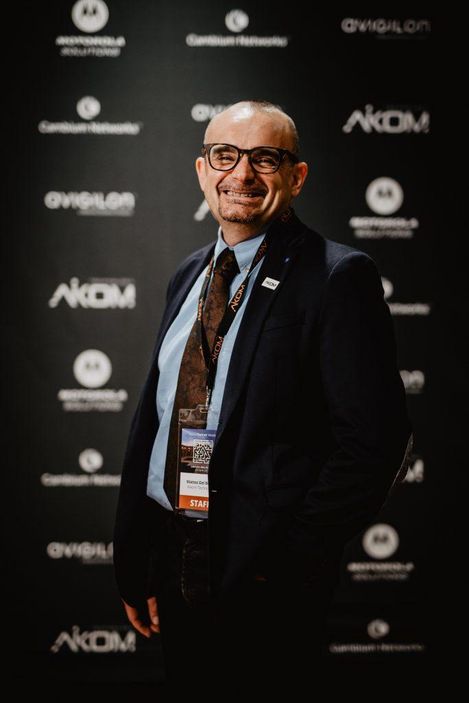 Matteo Del Bianco, Aikom Technology