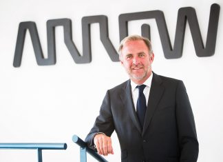 Alexis Brabant, VP Sales Arrow Enterprise Computing Solutions EMEA