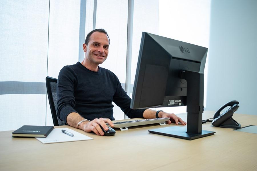 Jacopo Bruni, Marketing Manager Praim