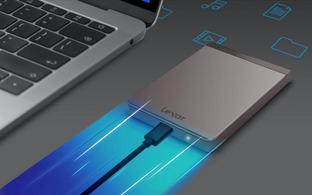 Lexar SL200-SSD 4
