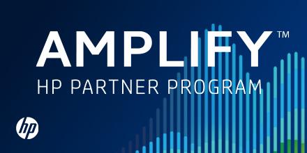 Logo HP Amplify