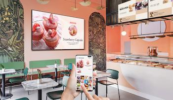 Samsung lancia nuove Business TV Top Trade